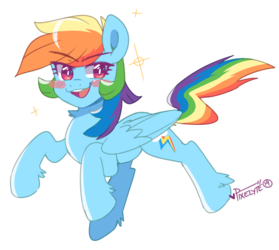 Rainbow Dash [Timelapse Available!]