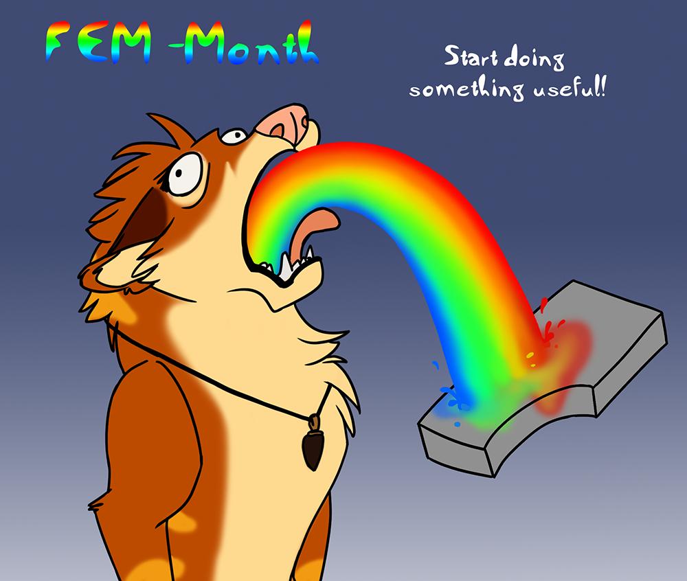 FEM-Month
