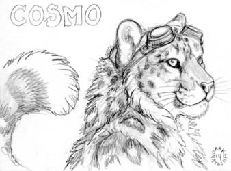 Cosmo badge (by Dark Natasha)