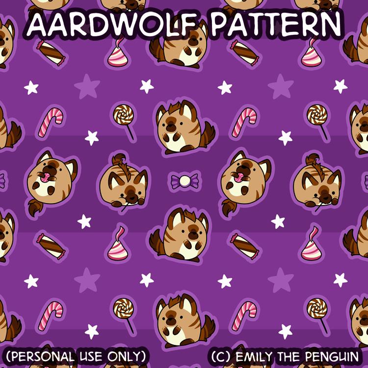 Aardwolf: Pattern Commission