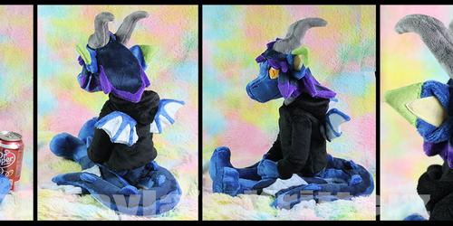 Taya Dragon Plushie