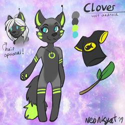 Clover chibi ref