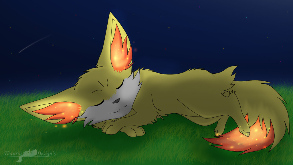 Fennekin Dreams