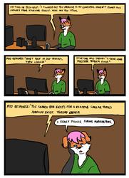 Moderator Problem