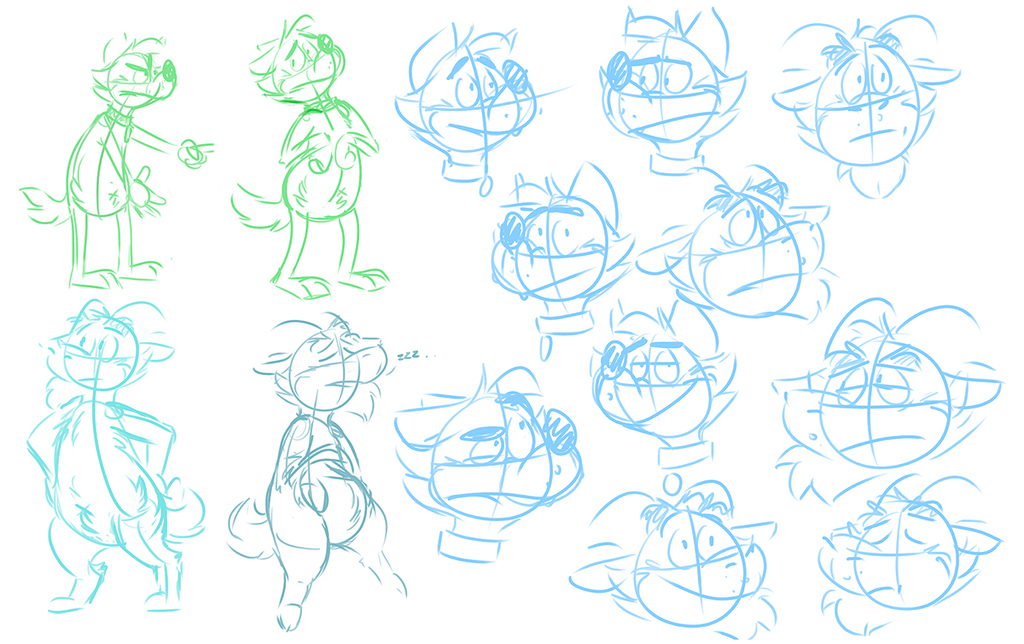 Silly doodles 40
