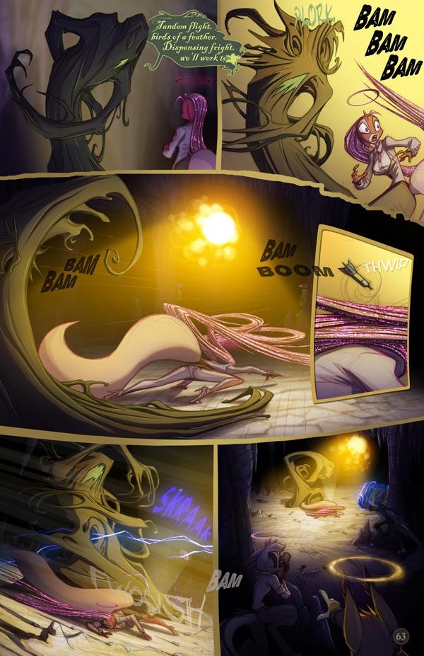 Dreamkeepers Saga page 381