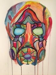 Watercolor Commission: Borderlands