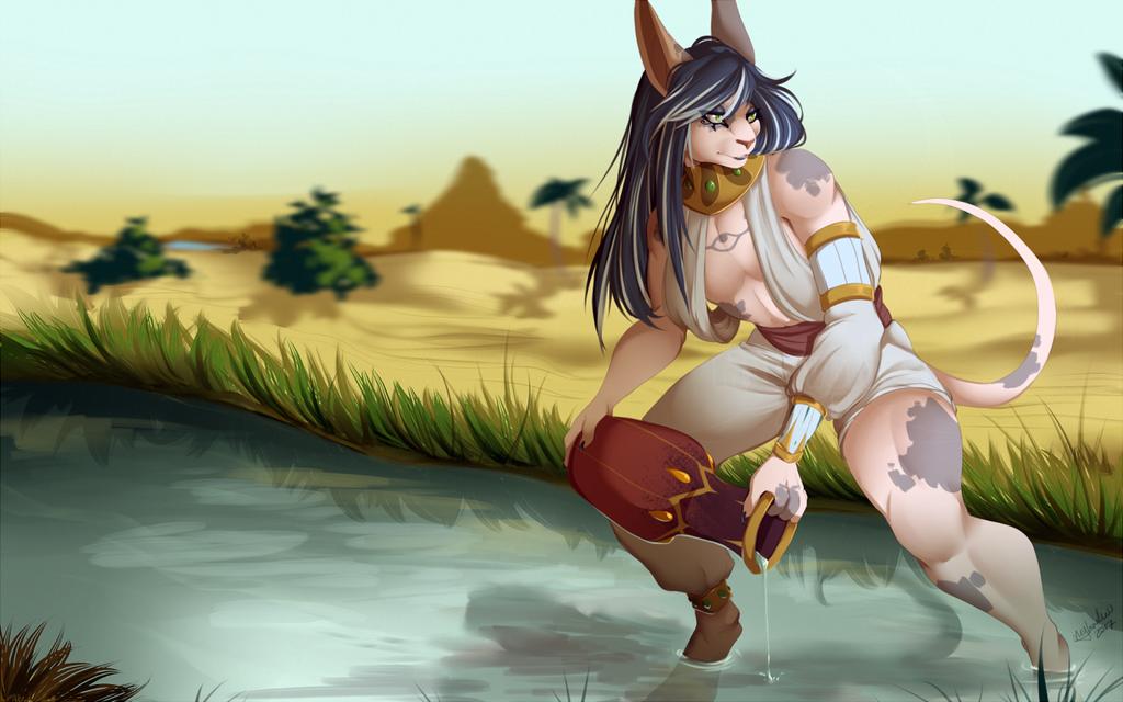 [P] River Cat