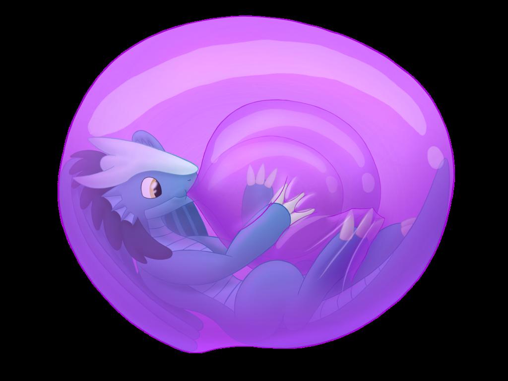 Gum Bubbles Inside Bubbles (Bladedragoon)