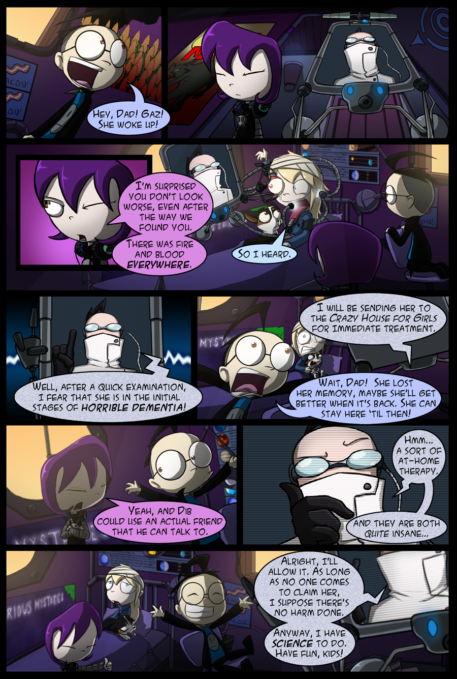 Duality Chapter 1 - Page 17