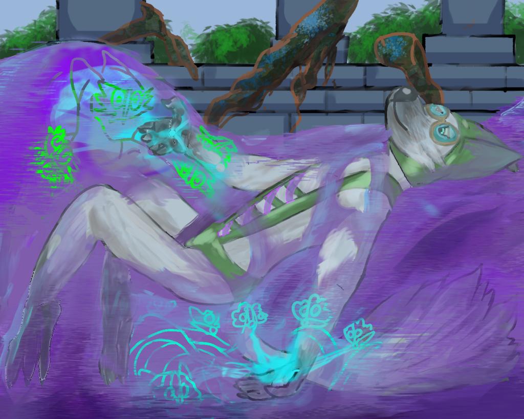 Sensitive Swamp 2
