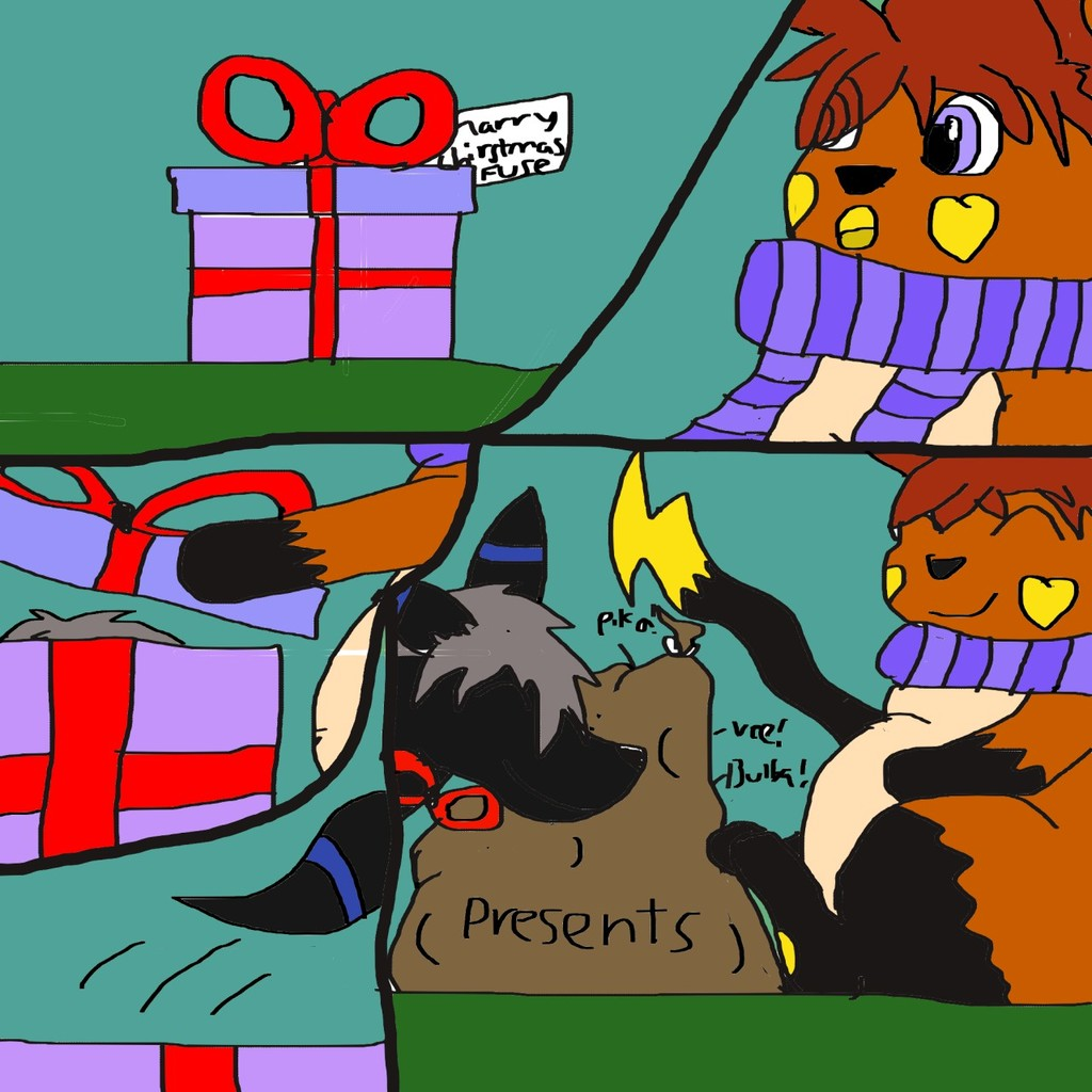 What to Get an Umbrechu for Christmas - by by Jecht_Zorovy