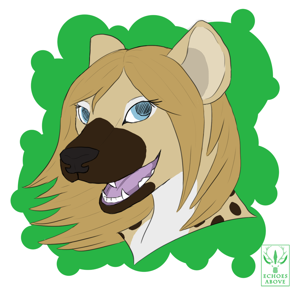 Most recent image: Laughing Hyaena