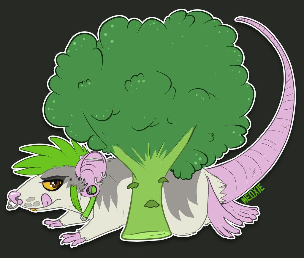 .: Rat and Broccoli