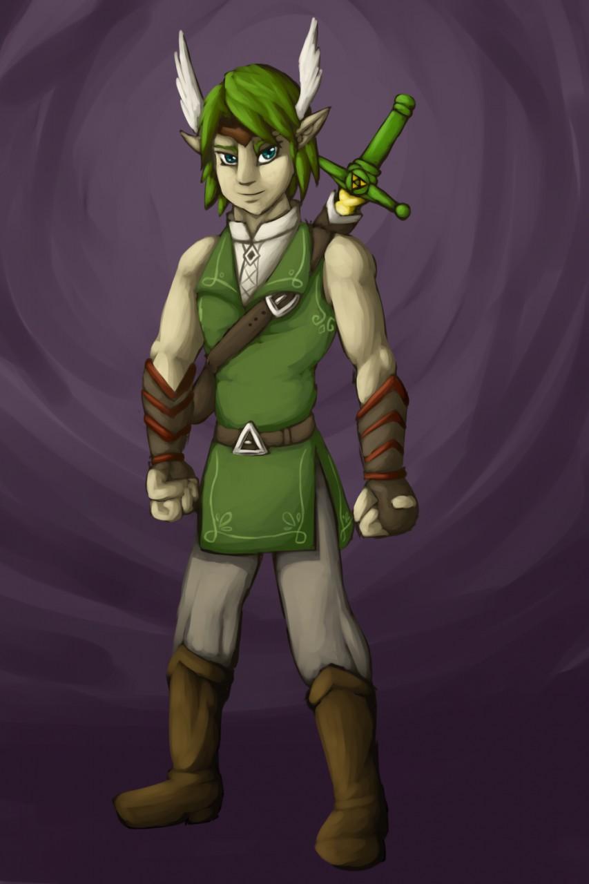 URA Zelda - Hero of light