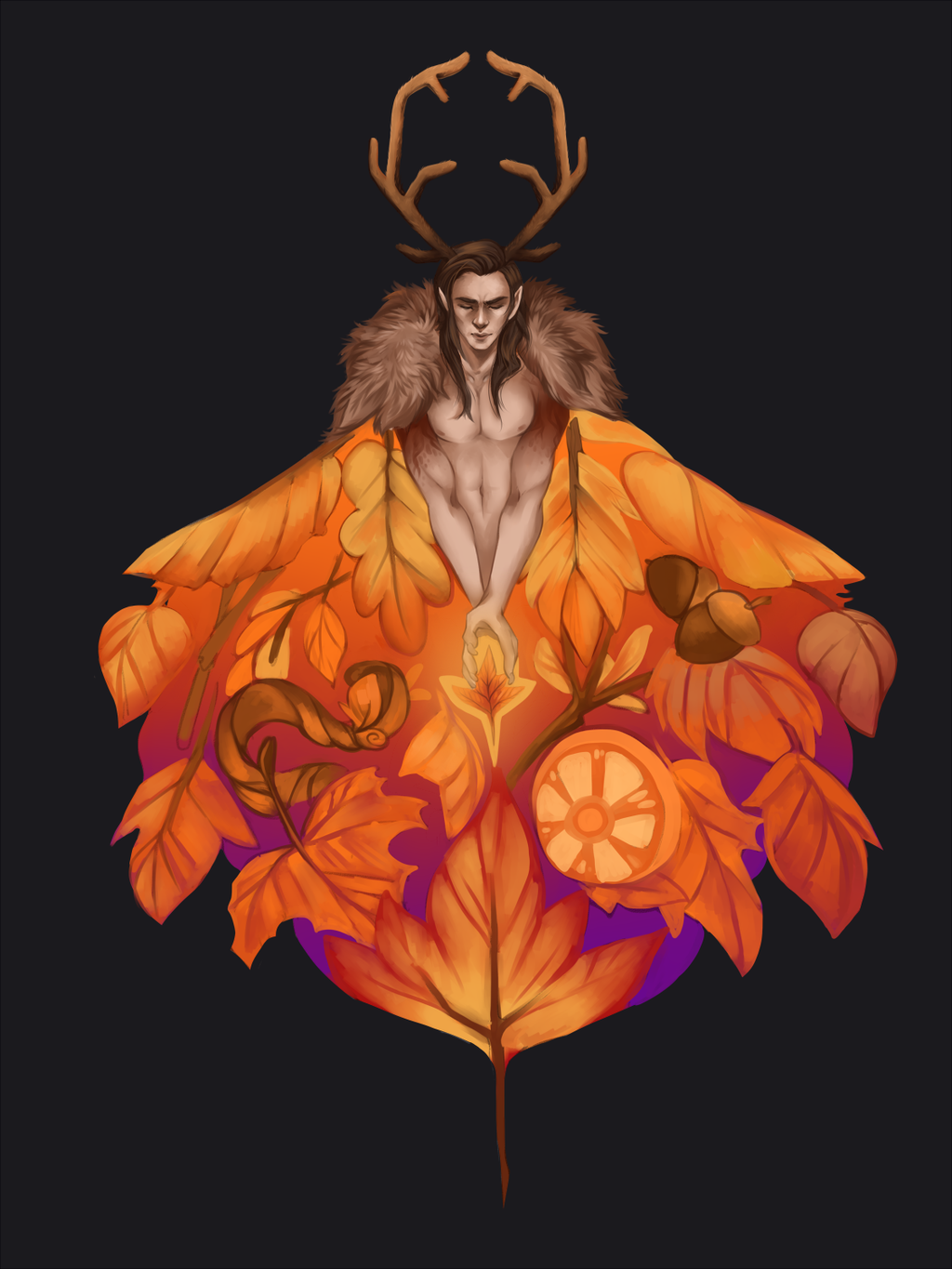 Most recent image: King of Leaves