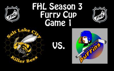 FHL SEASON 3 FURRY CUP GAME 1