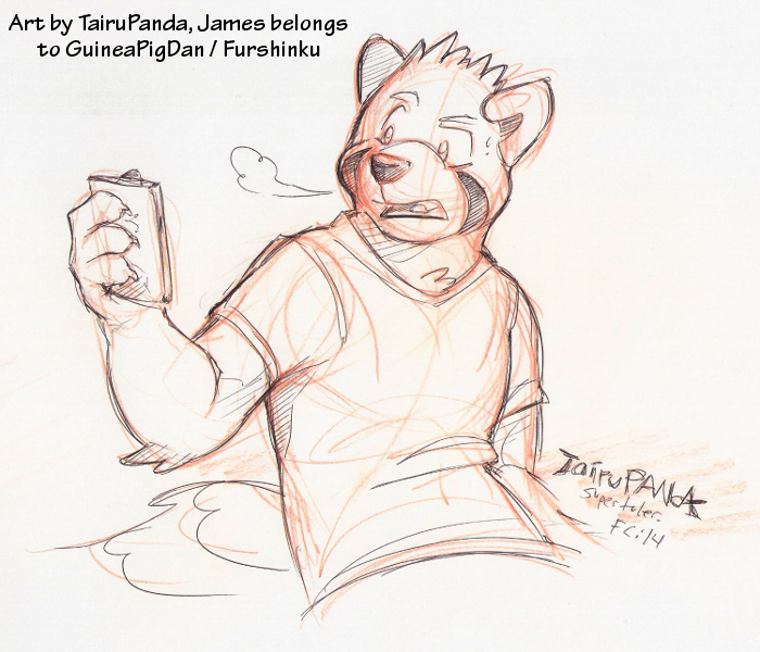 James by TairuPanda (FC'14)