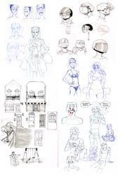 Sketch Dump #9