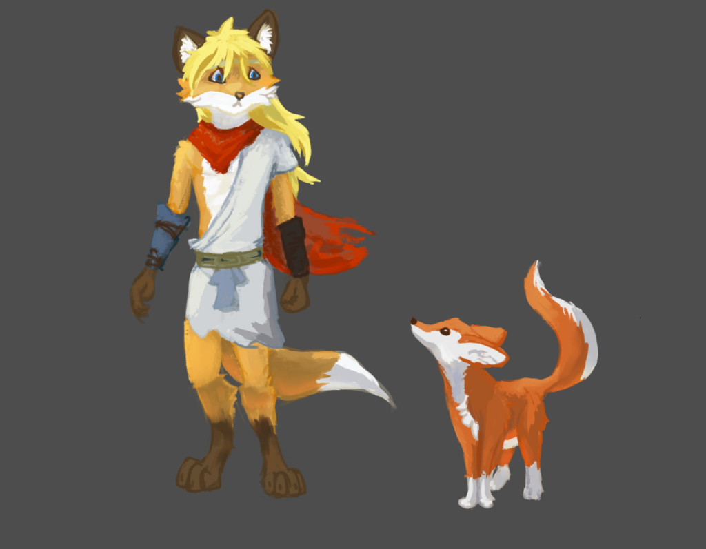 Rime Fox <3