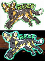 Reef Badge