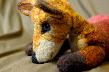 Fox for Baby - Face