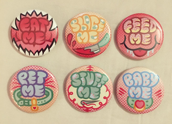 """""""KINK ME"""" BUTTONS AVAILABLE NOW!"""