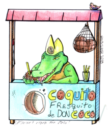 Don Coco Fanart