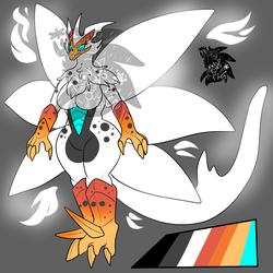 Female Ultra Volcrozma +Custom SOLD+