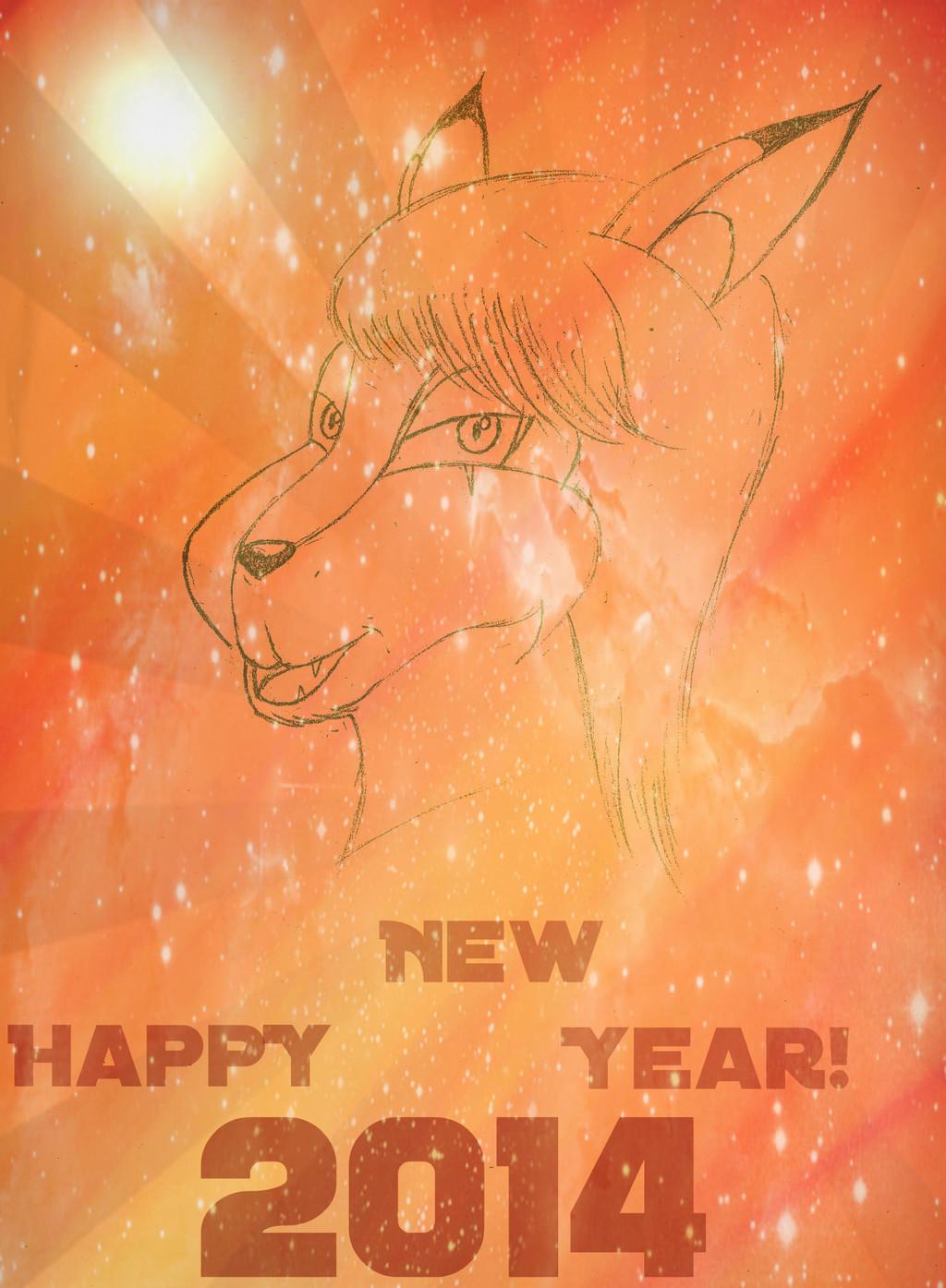 Reborn in 2014 (Happy New Year!)