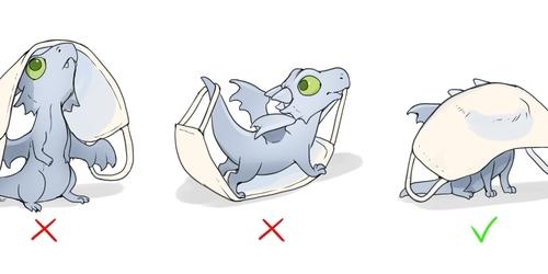 Mask Dragon Whelps