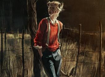 Eric Fullswipe - Silent Sunrise (Art by Hriscia)