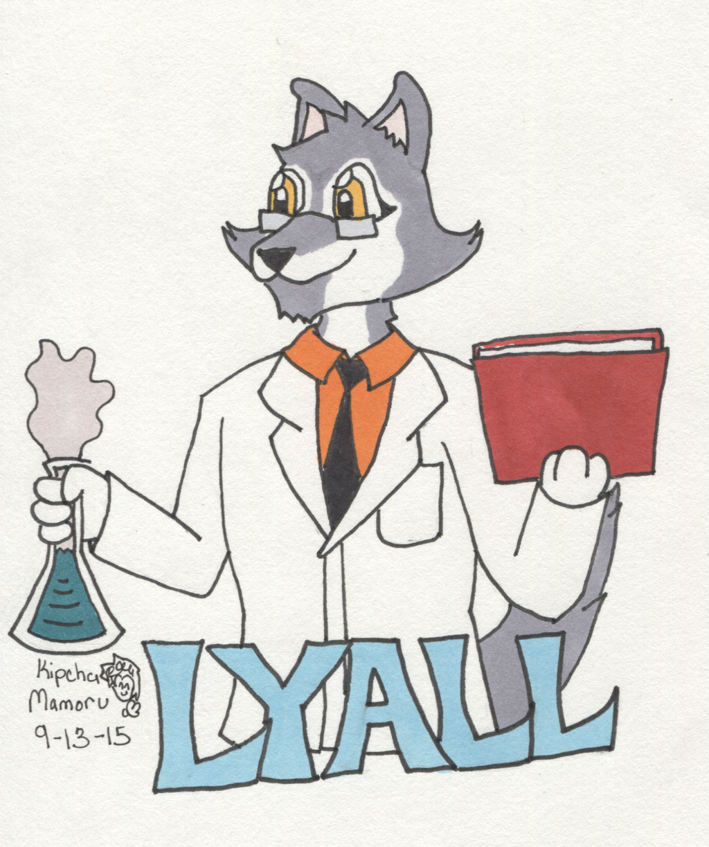 Lyall Badge - 2015