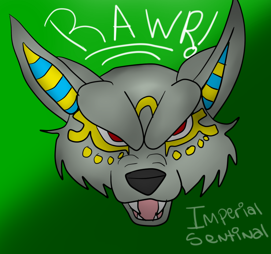 "Jackals Goes ""RAWR! IMMA GUNNA EAT U!!"""