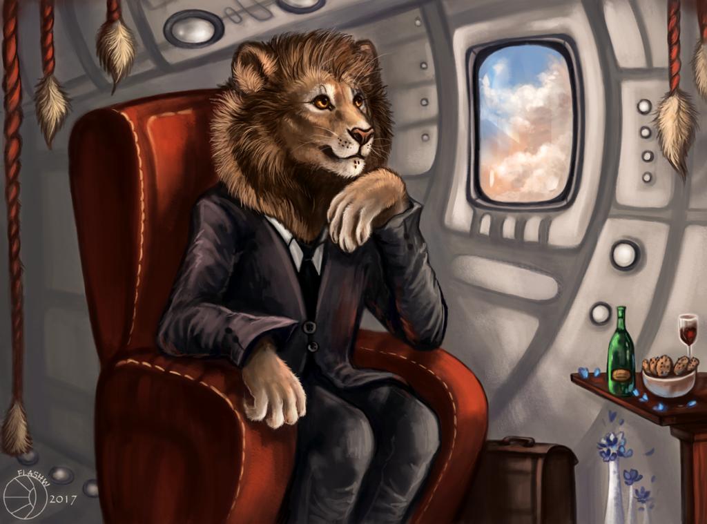 King flight