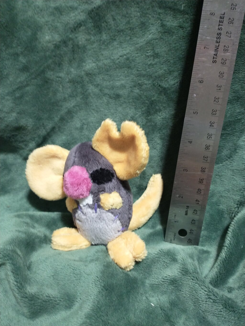 Most recent image: Small Mort Plush (twitter giveaway)