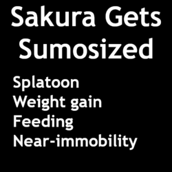 Sakura Gets Sumosized