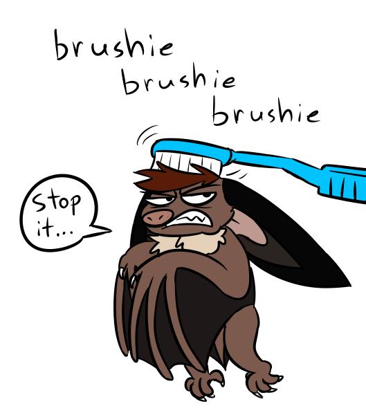 Brushie brushie brushie ~ by RushEloc