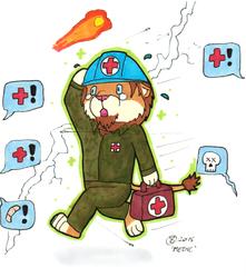 DYSRPG - Medic