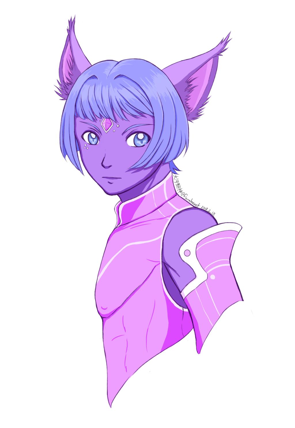 Most recent image: Star jewel cat