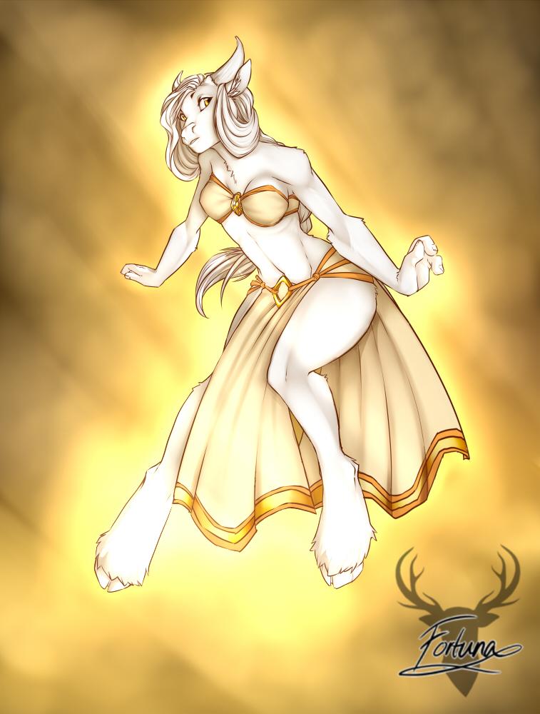 Priestess of An'she