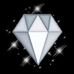 White Diamond Gem