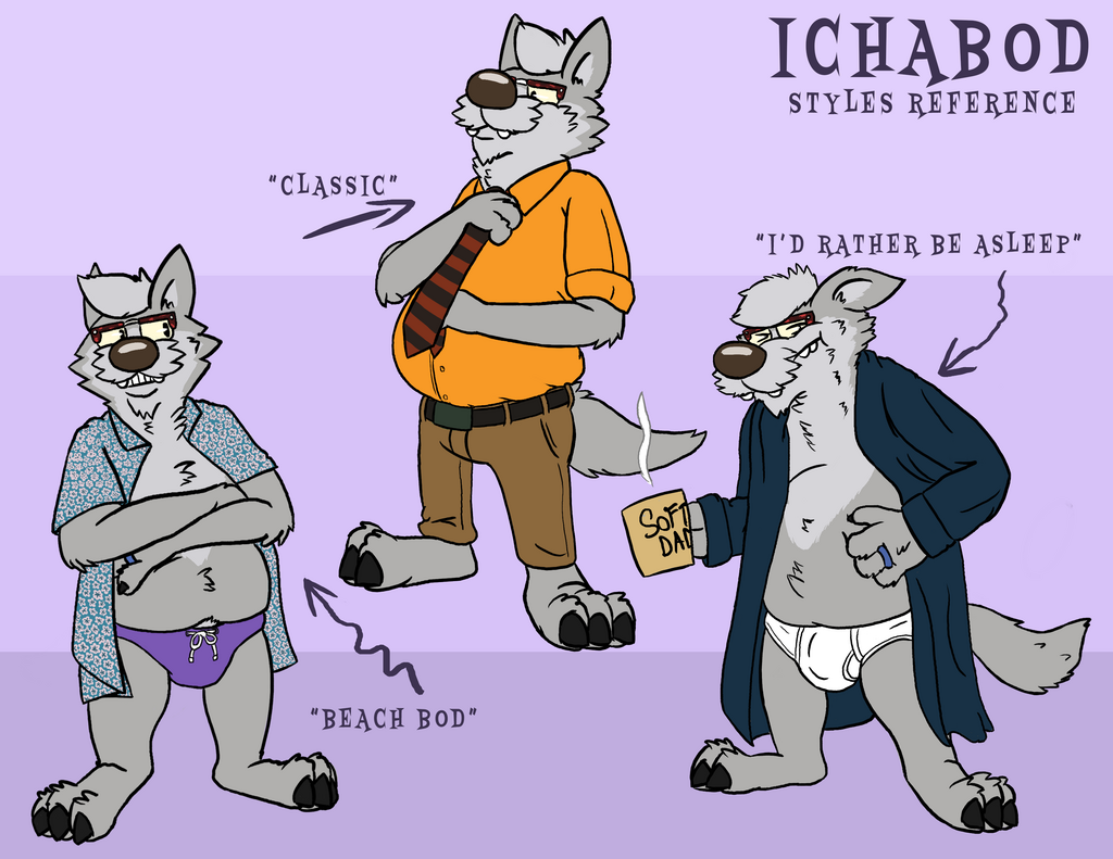 Ichabod Styles Reference 3