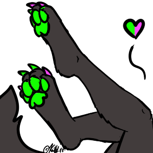 More paws!