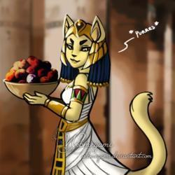 Servant of Bastet