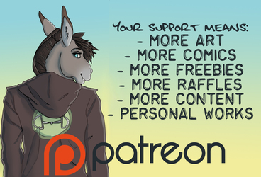 Please consider supporting my Patreon! :)