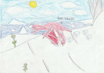 MH4U: Red Khezu