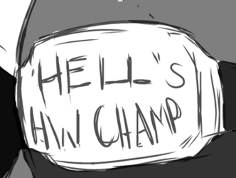 Hell's Heavy Weight Champion