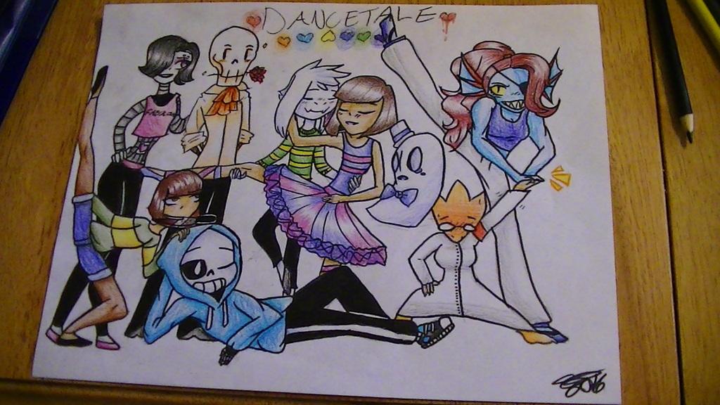 Dancetale~!