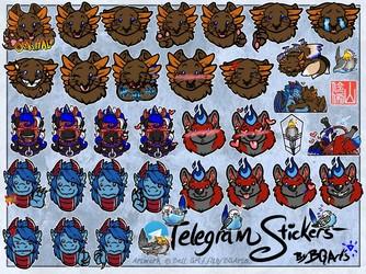 Telegram Stickers
